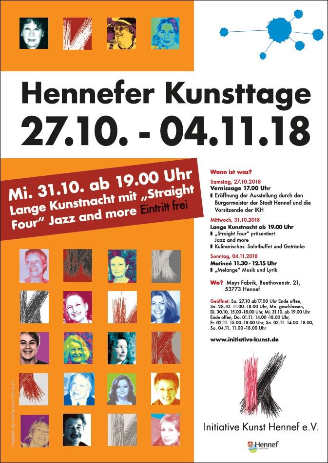 2018 plakat kunsttage